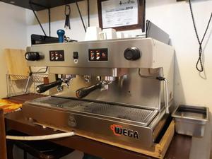 Máquina para preparar Café Expresso