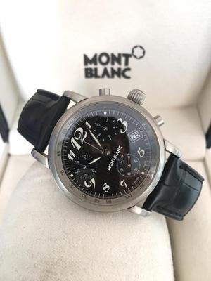 Reloj Montblanc Ref  de 35mm para caballero original