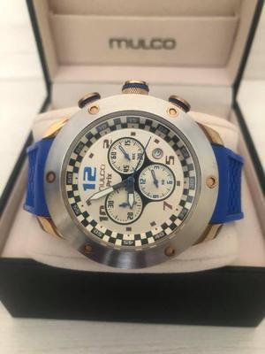 Reloj Mulco Prix de 45mm para caballero original