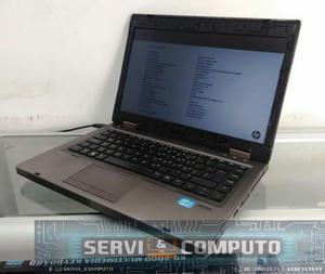 Hp Probook b Core I5 3g sin Batería