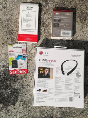 Accesorios de LG G6