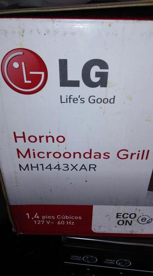 Horno Microondas Lg 1.4 Lt