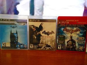 Batman Arkham Ps3