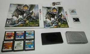 Juegos Nintendo Ds Y 3ds Monster Hunter