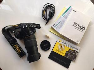 Cámara Nikon D Lente Nikkor mm F/g Ed Vr