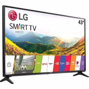 Televisor LG Smart Tv 43 Pulgadas Wifi Bluetooth HDR