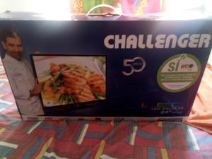 Televisor Led Challenger 24 Tdt Poco Uso