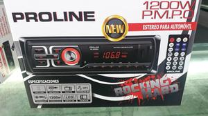 Vendo Radio Nuevo Proline