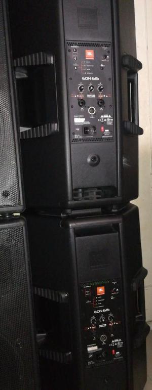 cabinas JBL 15 Pulgadas como nuevas