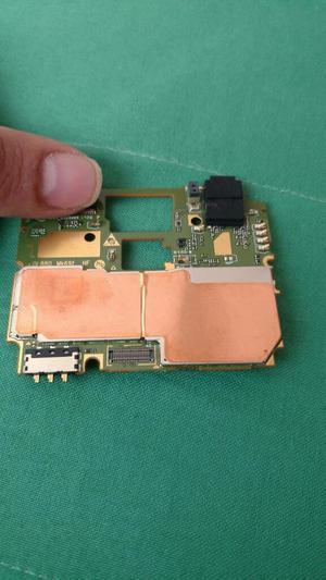 Board de Motorola G5 Sólo para Repuestos