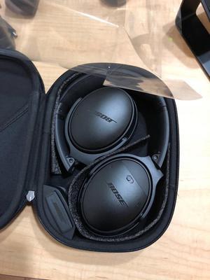 Audifonos Bose Quiet Comfort 35