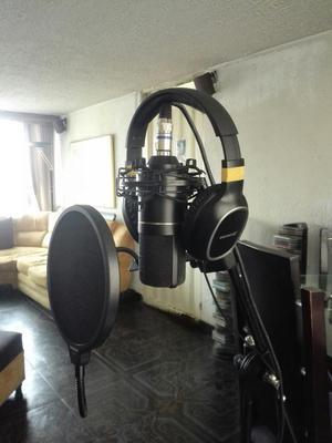 Kit Microfono Condensador Mxl 770