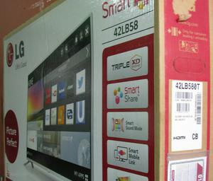 Smart Tv Lg de 42 Pulgadas