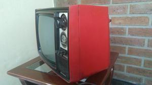 Televisor Hitachi Viejo