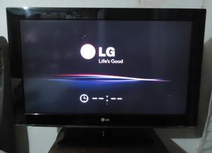 Televisor LG 32 Pulgadas LCD Muy Poco Uso