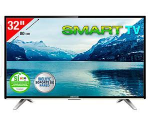 Televisor de 32 P Challenger Smart Nuevo