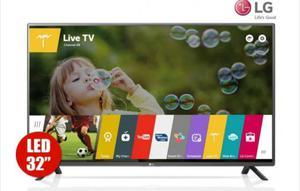 Televisor de 32 P Lg Smart Wifi Tdt2 Web