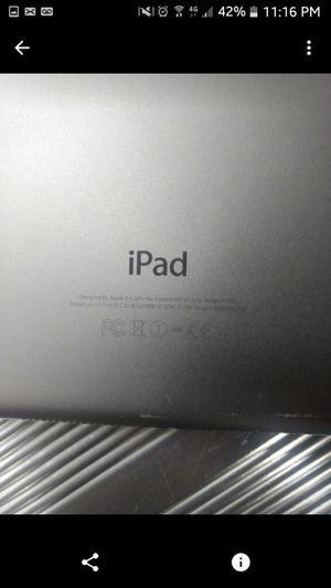 Cambio a Celular iPad Mini 3 de 16 Gb