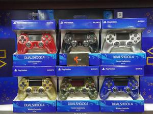 Controles Ps4 Play Station 4 Nuevos