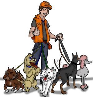 Paseador de Mascotas