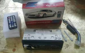 Radio para Carro Bluetooth Usb!! $