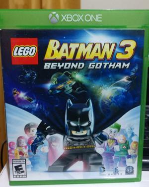 Se Vende Juego Xbox One Batman Lego 3