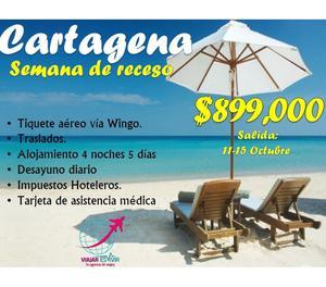 Semana de receso Cartagena