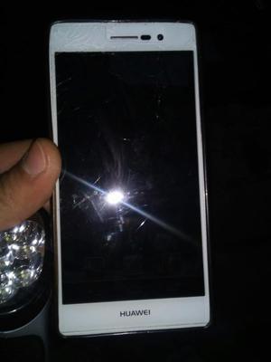 Vendo O Cambio Huawei P7 Fisurado Barato