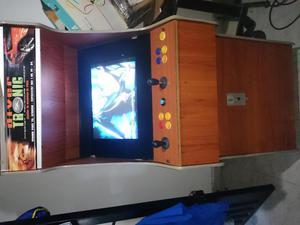 consola de juegos arcade