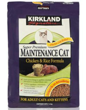 Comida para Gato Kirkland Signature