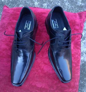 zapato formal cuero talla 39