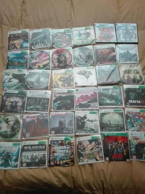 Pack De 36 Juegos Xbox 360 Para 50 Posot Class