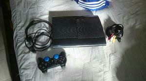 Ps3 Super Slim con 9 Juegos Digitales