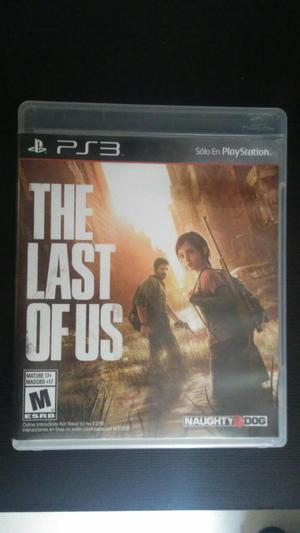 The Last Of Us Ps3 Play 3 Vendo O Cambio Excelente Estado