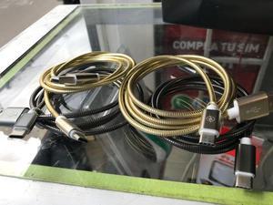 Cable de Datos Carga Rapida Tipo C