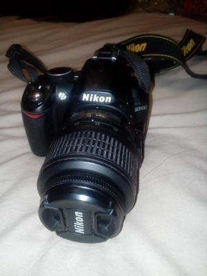 Camara Nikon D Lente Nikon