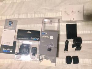 Cámara de acción Ultra HD GoPro HERO5 4K CHDHX501 correa