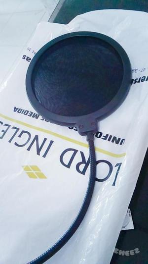 Filtro Anti Pop Para Microfonos