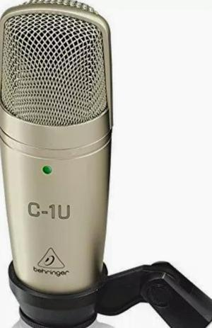 Microfono Behringer C1u de Conde