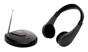 REF:  Audífono inalámbrico de Radio Frecuencia