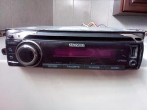 Radio Carro Kenwood Usb Mp3 Aux Subwofer