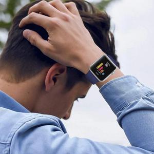 Pulso en Silicona para Apple Watch