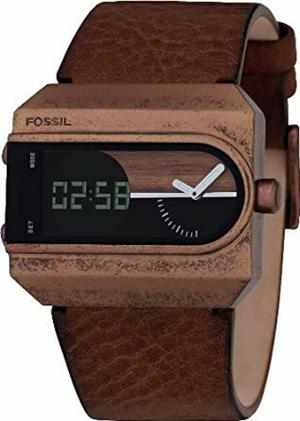Remato Hermoso Reloj Fossil Original Vin