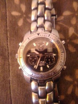 Vendo Cambio Reloj Sector Acero Inoxidab