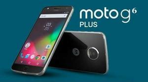 Celular Motorola Moto G6 Plus Auriculares Pulse Max $
