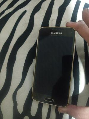 Samsung S5 Mini Lector de Huella Dorado