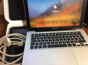 macbook pro 13 md101 core i5 de 2.5 con 8gb de ram y 1 tera
