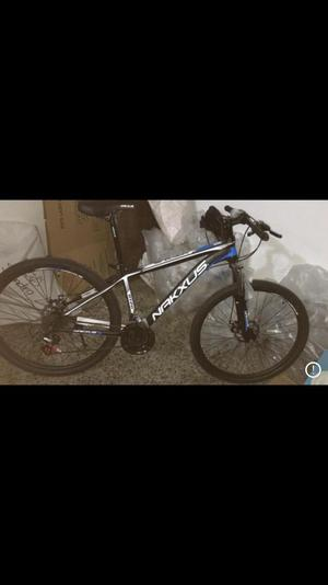 Cicla Forwars en Aluminio Rin 26