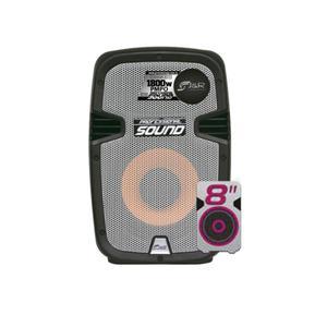Cabina De Sonido 8 Activa Recargable w Bluetooth