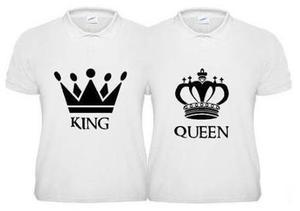 Camisetas sublimadas para hombre y mujer. Se subliman